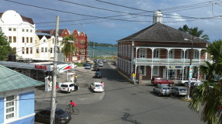 A view of Port Antonio. A beautiful palce to visit.